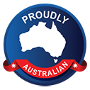 Proudly Australian Logo
